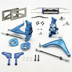 Subaru BRZ Front Lock Kit for Lexus IS Rear Rack
