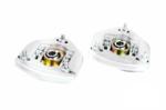 Adjustable camber caster plates (for coilovers) BMW E30, E34