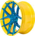 Кованные двухсоставные диски BC Wheels HB 05