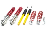 TA-Technix coilover kit Suzuki Swift (04-10)