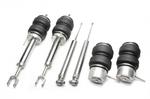 TA-Technix air suspension kit (hardness adjustable) Audi A4 Typ 8E / Audi A4 Cabriolet / Seat Exeo